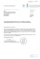 Bauvorlageberechtigung Bayern BML