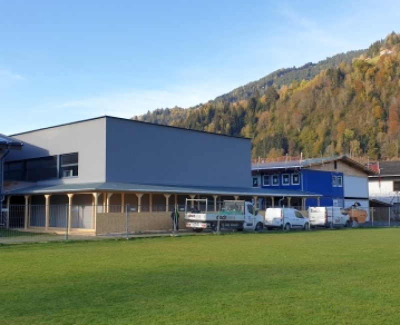 Containerschule Zell/See