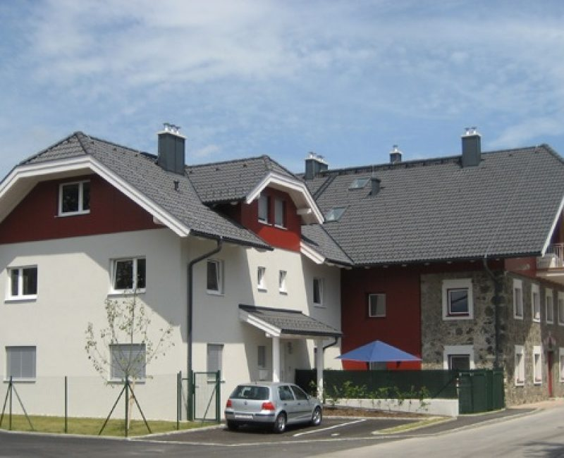 Mehrfamilienhaus Gerl